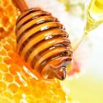 Ингредиенты медово-сахарного скраба