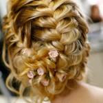 Стили плетения косы для круглого лица