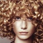 Завивка волос на шпильки дома