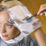 Обесцветить каштановые волосы