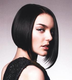 Прически на волосы до плеч тонкие вьющиеся