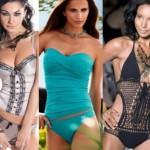 Какие цвета купальников в моде летом 2012