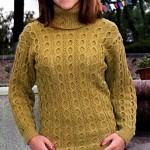 Модные свитера осенью 2013
