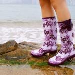 Практичные и удобные резиновые сапоги - на пике моды
