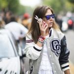 Куртка-бомбер: особенности создания стильных образов