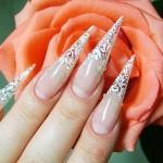 Как сделать и пользоваться формой для ногтей
